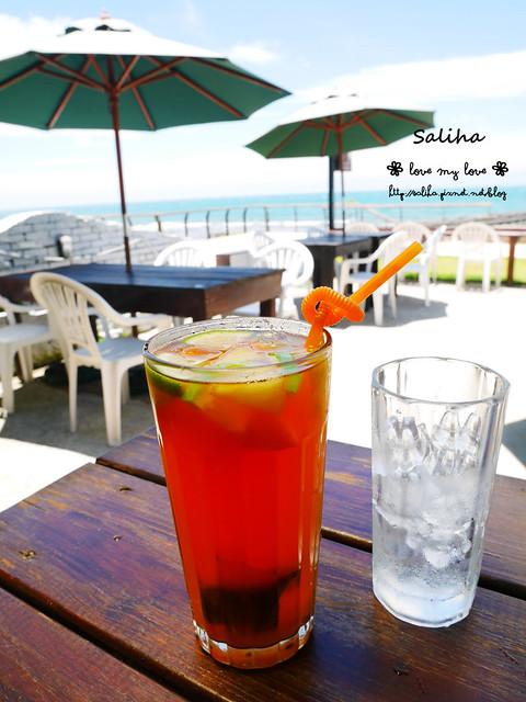 三芝淺水灣海邊咖啡推薦那年夏天餐點 (30)