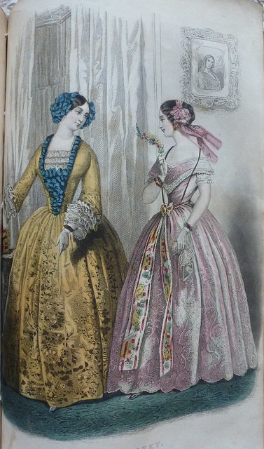 Godey's Lady's Book, July 1853 1