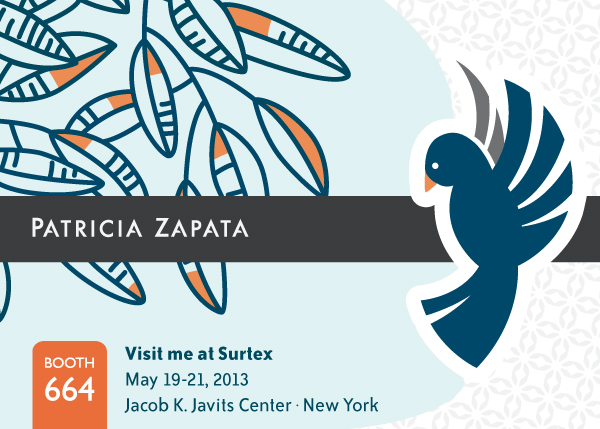 Surtex - Visit me at booth 664!