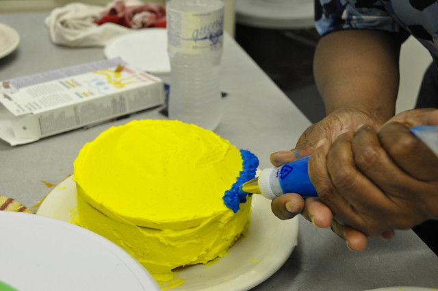 Cake Making Classes In Virar : Morale, Welfare and Recreation: Cake decorating class ...