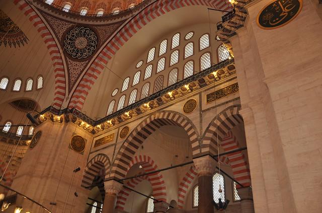 Mosquée de Suleiman (10)