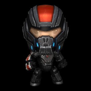 Shepard Sackboy
