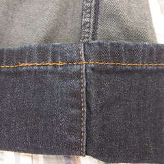 Altering Boot Cut Jeans