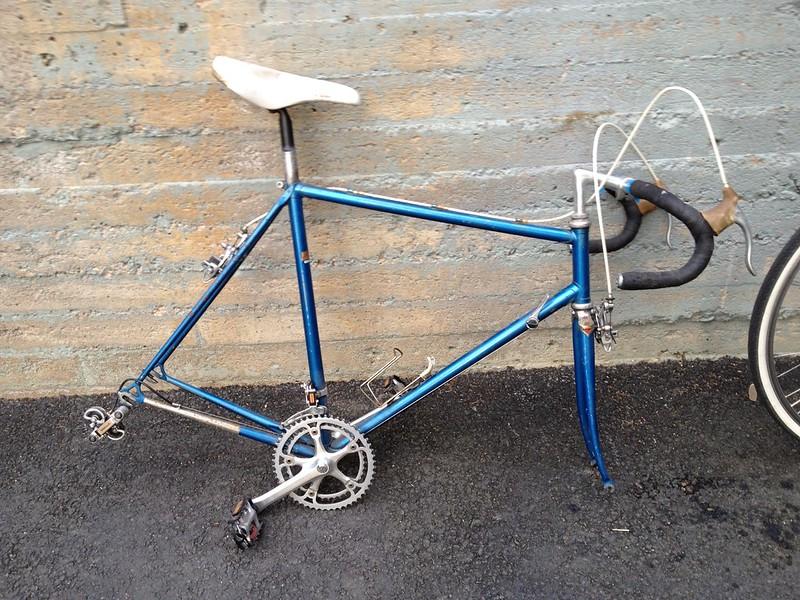 Pyörän runko