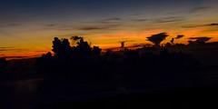 Mount Rinjani summit at the sunrise, Lombok Indonesia