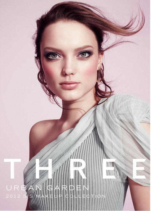 THREEから新作春夏コスメが登場!ジェントルカラーで叶える大人の可憐な春メイク  - 写真2  ファッションニュース - ファッションプレス - Mozilla Fire