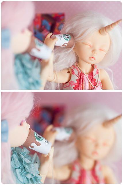 Doll_a_day - On The Phone - висим на телефоне
