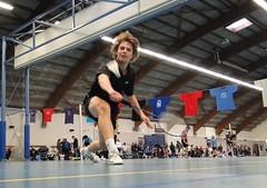 2011 05 07 08 Veendam Meteoor Badminton
