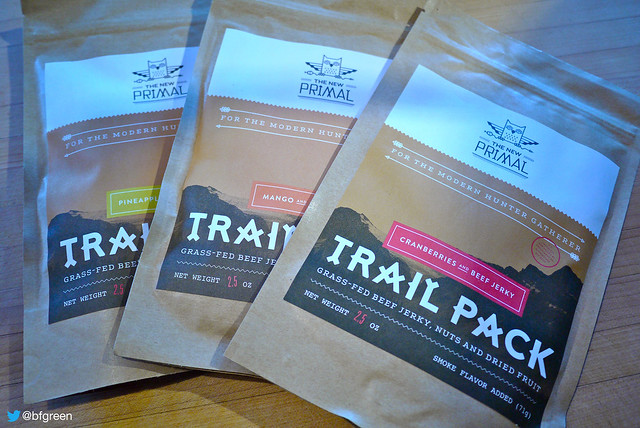 The New Primal Beef Jerky and Trail Mix review