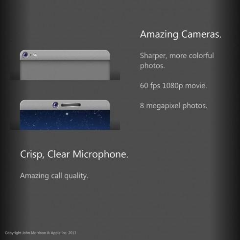 iPhone 6 оборудуют новой камерой