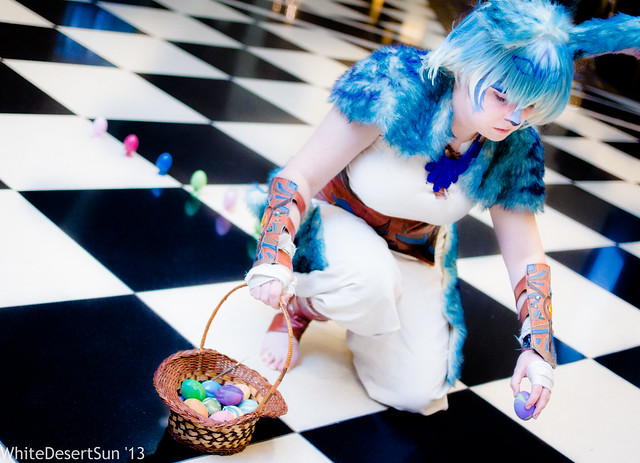 Easter Bunny by Midnight Cosplay ACen 2013 Rise of the ... Easter Bunny Rise Of The Guardians Cosplay