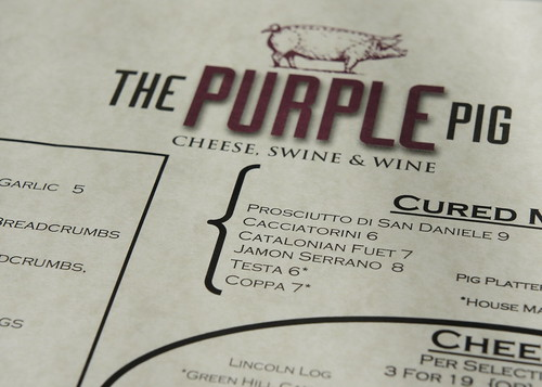 The Purple Pig - Chicago