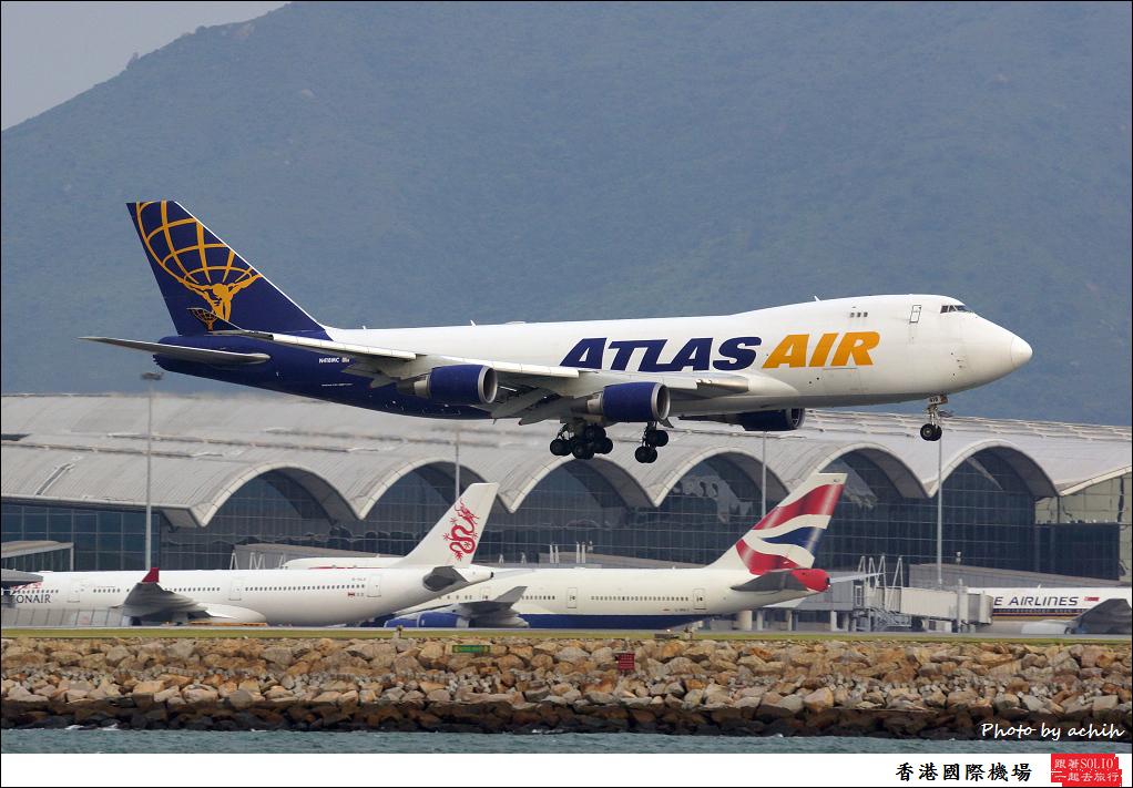 Atlas Air N418MC