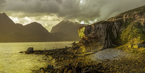 panorama skye scotland isle cullins elgol glamaig sescape nikonflickraward mygearandme fromyoutous