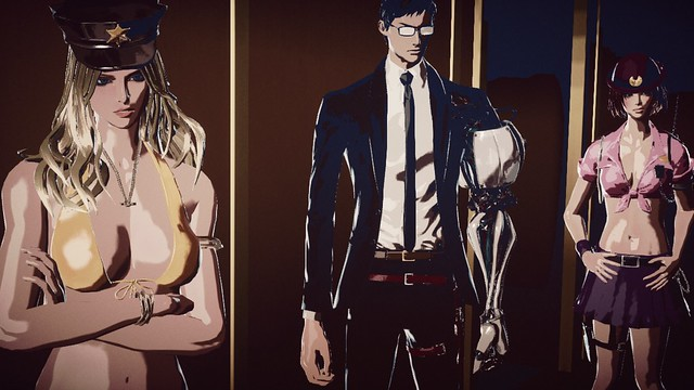Killer is Dead DLC Images, 05