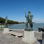Statue, Balatonfüred