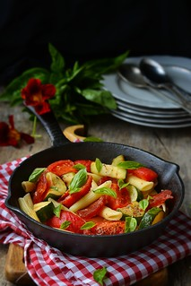 pasta with vegetables.1