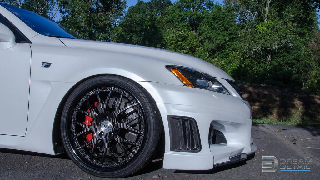 Lexus Is F Dream Detail