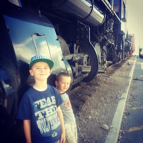 Heber valley railroad #griswaldstaycation2013