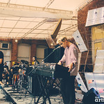 Liars // MoMA PS1 photographed by Chad Kamenshine
