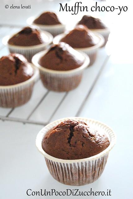 Muffin choco-yo