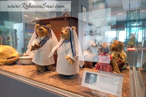 Teddy Bear Museum Jeju Island - Rebeccasawblog-011
