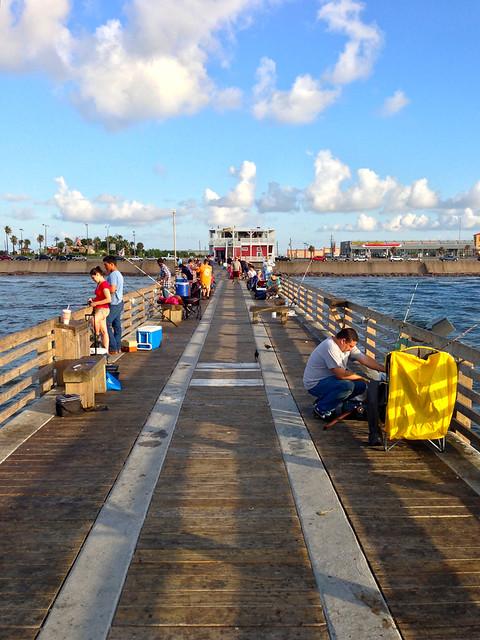 Galveston fishing pier 3 flickr photo sharing for Galveston fishing pier