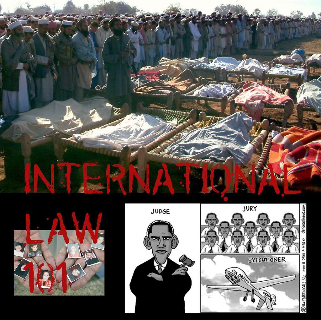 INTERNATIONAL LAW 101