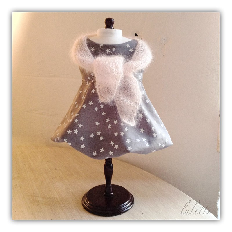 "Ginnie ~ a 18"" Luletti handmade doll"