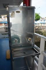Máquina de água potável