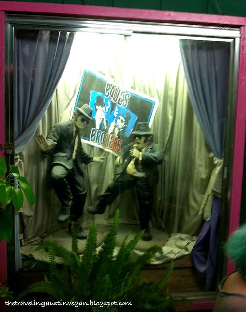 Blues Brothers - The Crazy Cajun, Port Aransas, TX