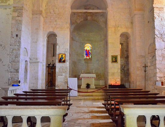 Mljet - Monasterio Santa Maria