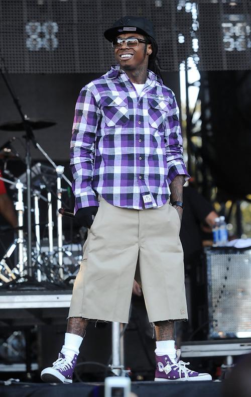 Lil Wayne Voodoo Experience Style