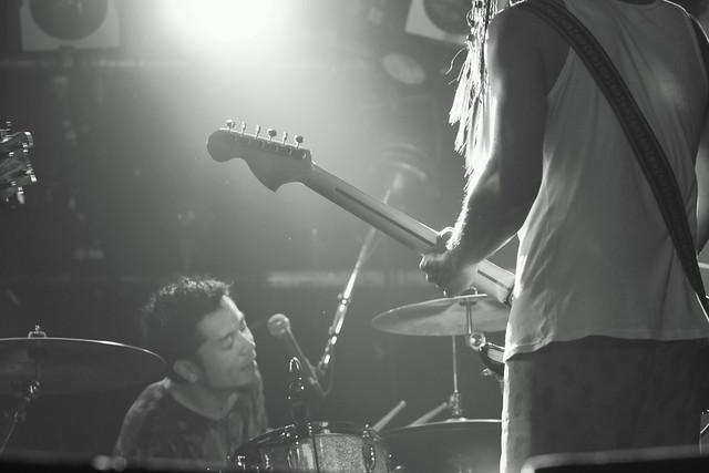 SPUTNIK KOMBINAT live at ShowBoat, Tokyo, 15 Sep 2013. 078