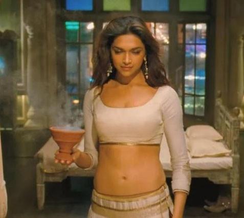 Ram Leela Movie Latest Photos Deepika Padukone Hot Navel Stills In Ramleela