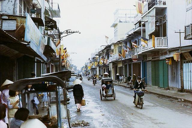 New Year - Hue 1970