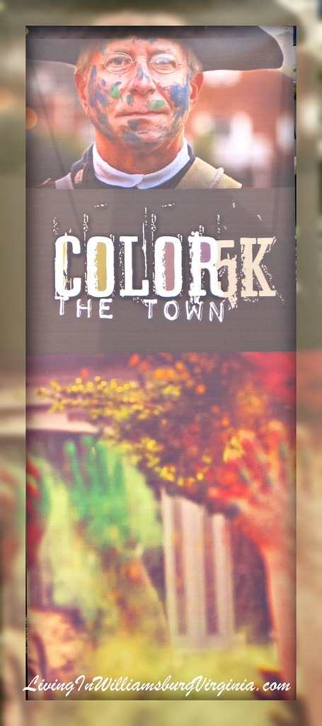 Color The Town  Banner
