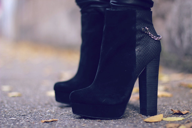 MUUBAA-drape-jacket-NASTY GAL-shoecult-vicious-boots-grunge