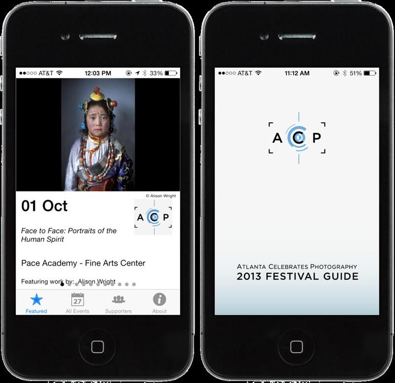ACP 2013 iPhone App