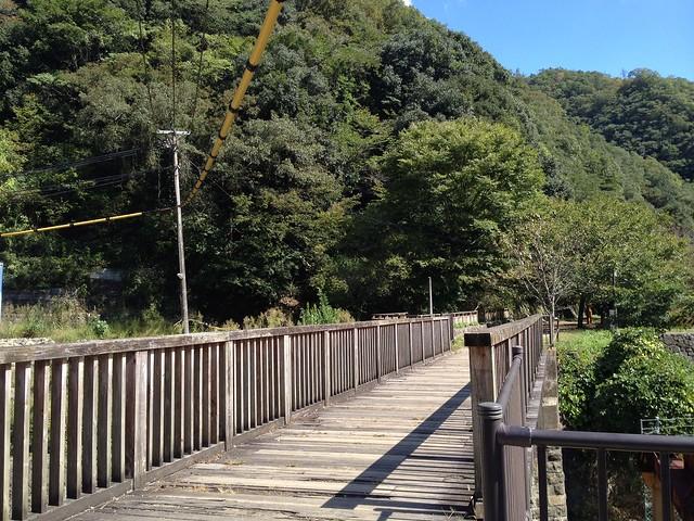 旧福知山線廃線跡-武田尾側終点