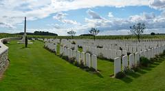 Premont British Cemetery
