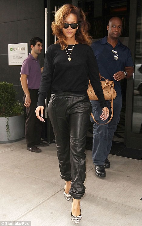 leather tracksuit bottom, how to wear leather tracksuit bottom, tracksuit trend