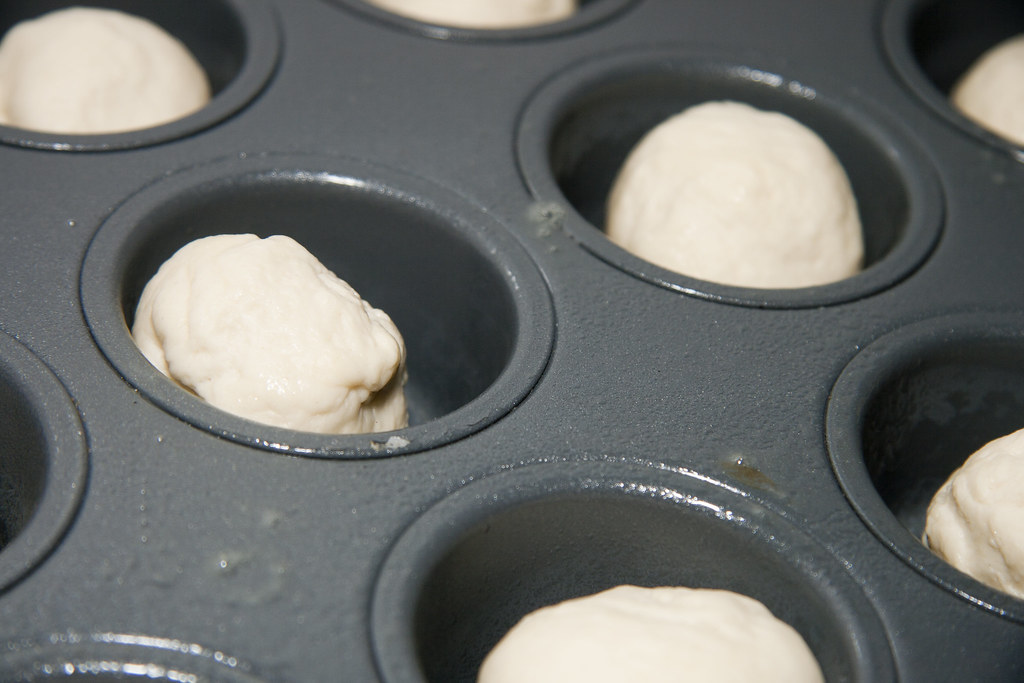 little dough balls