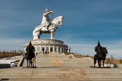 Chinggis Khan memorial