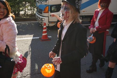 Kawasaki Halloween Parade 2013 11