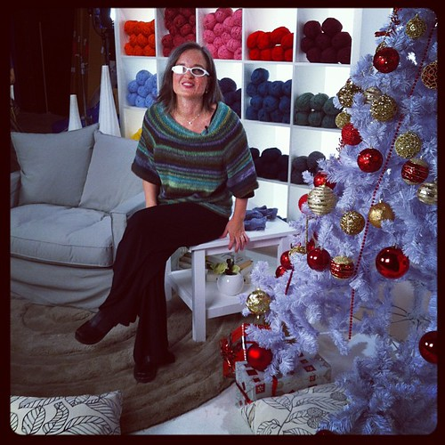 Today at QVC:) Oggi da Qvc:)