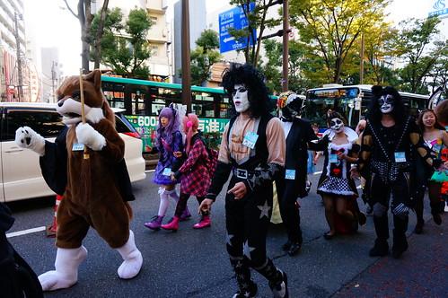 Kawasaki Halloween Parade 2013 117