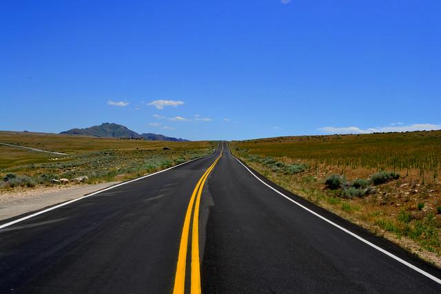 endless road - photo #17