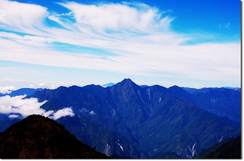 新康山(From 喀西帕南山)