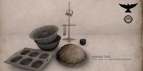 Lark - Baking Tins